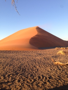 """Dune 45"" soon after sunrise"