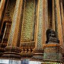 In Wat Phra Kaew, Bangkok
