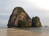 Limestone island off Hat Phra Nang