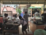 Traditional Thai restaurant in Koh Tao, this one specializing in duck (noodles, soups, fried rice)