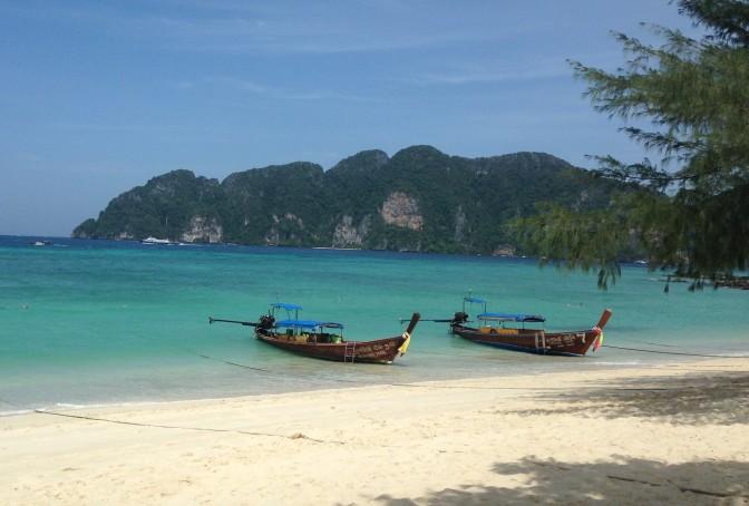Thai Island Hopping 3:  Koh Phi Phi