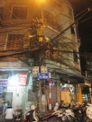 Vietnam telecom - lines and wires everywhere!
