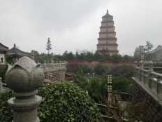 The main pagoda in Xi'an