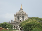 The tallest pagoda in Bagan