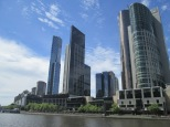 Downtown Melbourne skyline -