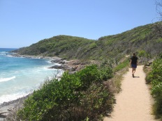 Walk in the Noosa headlands - gorgeous