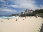 Bondi beach, Sydney's most famous beach