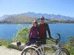 Biking from Queenstown to Allenstown