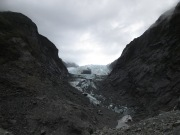 Franz Glacier - always cool to see glaciers, even if it has retreated a lot in the past 10, even 6 years.