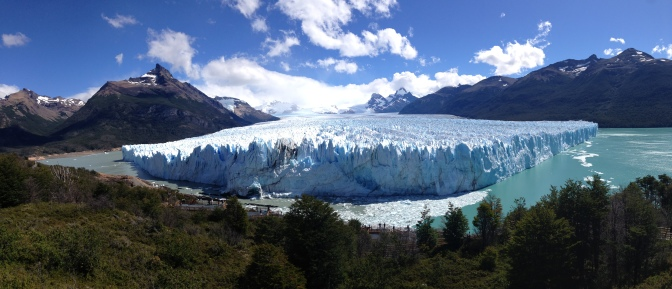 Patagonia: Incredible mountains and glaciers