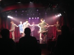 Tango Rojo show was really, really good, but pricey