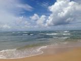 Gunga beach, gorgeous water