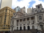 Old colonial buildings in Centro Rio